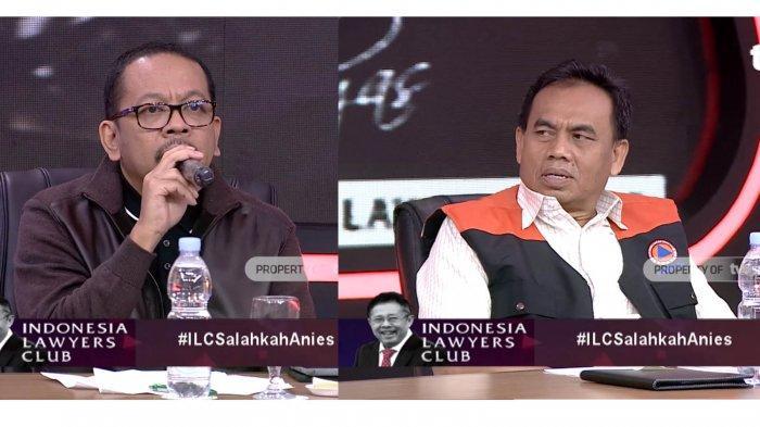 Hasil ILC TVOne: Guntur Romli & Qodari Soroti Anies Baswedan, Sekda DKI Singgung Banjir Era Jokowi