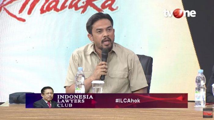 Hasil ILC TVOne, Politikus Golkar Maman Abdurrahman Usul Bubarkan Kementerian BUMN