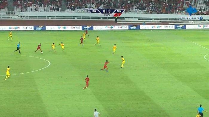 Seri Vs China, Timnas Indonesia U16 Berpotensi Jadi Wakil ASEAN Tunggal di Piala Asia AFC U16 2020