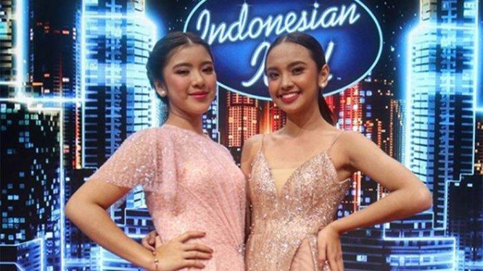 HASIL Indonesian Idol, Lyodra & Tiara Nyanyikan Lagu Kemenangan 'Gemintang Hatiku' Tutup Grand Final