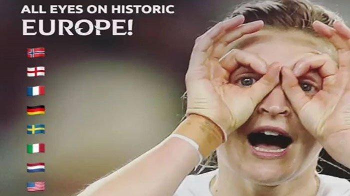 HASIL Inggris Vs Swedia | Live Streaming Perebutan Juara 3 Piala Dunia Wanita 2019 Prancis