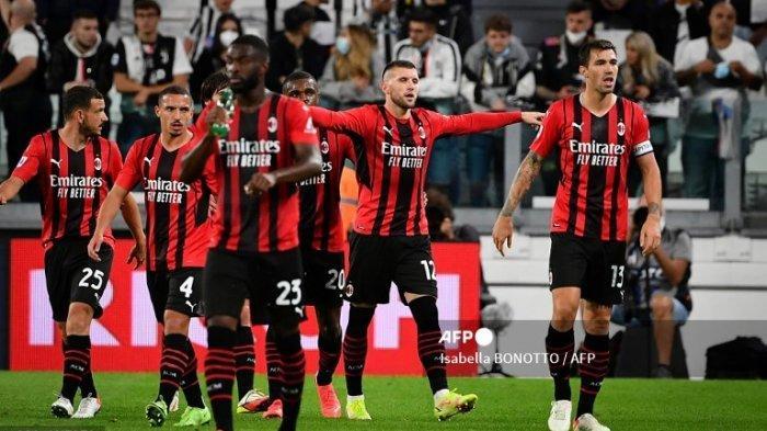HASIL Juventus Vs AC Milan Lengkap, Ante Rebic Paksa Nyonya Tua Gagal Pesta | Cek Klasemen Serie A