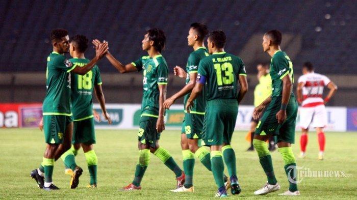 LIVE Jadwal Piala Menpora 2021 Laga Hidup Mati Grup C, Persela Vs Persik Kediri dan PSS Vs Persebaya