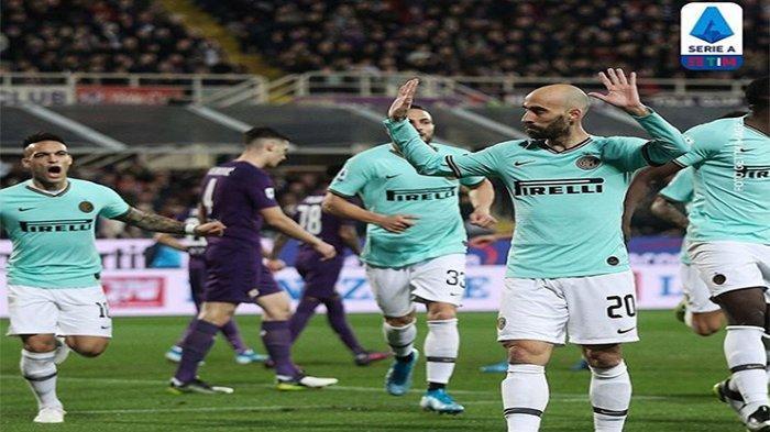 Hasil Klasemen Liga Italia Terbaru Hari Ini: Ditahan Fiorentina, Inter Tetap Bawahi Juventus & Roma
