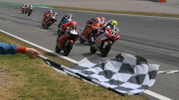 HASIL Kualifikasi MotoGP 2021 Hari Ini di Live Streaming Trans7, Penentu Urutan Start MotoGP Besok