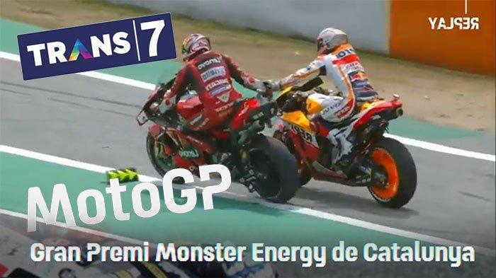 HASIL Kualifikasi MotoGp 2021 Malam Ini Hasil Kualifikasi MotoGp Spanyol 2021 Lengkap | Trans7 Live