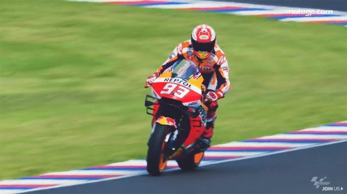 LIVE STREAMING MotoGP Italia 2019 Trans7 Jam 19.00 WIB, Marquez Pole Position, Lorenzo 17, Rossi 18
