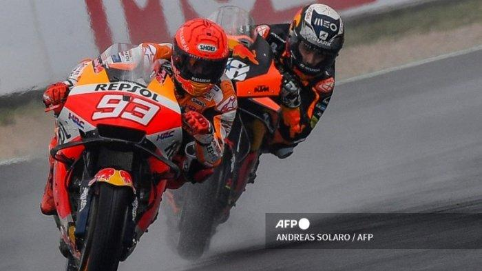 HASIL Kualifikasi MotoGP Hari Ini Predict, Marc Marquez Vs Bagnaia Pole Position Gp San Marino 2021