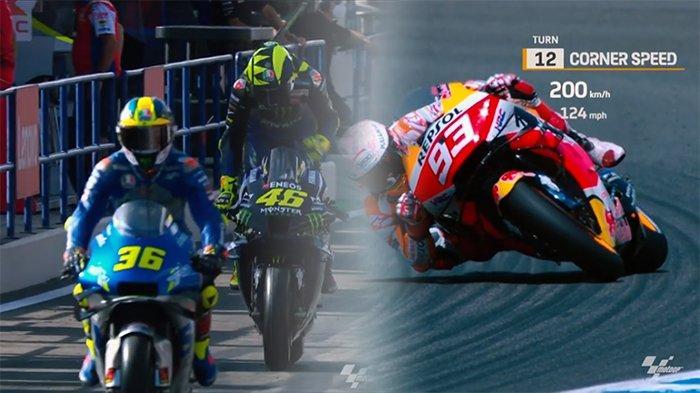 JADWAL MotoGP Terbaru & Jam Tayang MotoGP Spanyol - Cek Live FP1 FP2 FP3 & Kualifikasi MotoGP Jerez