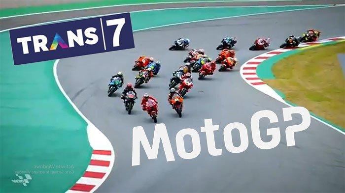 TV Online Trans7 MotoGp 2021 Hari Ini Tak Tayang, Yuk Tonton Live Race FIM CEV Repsol 2021