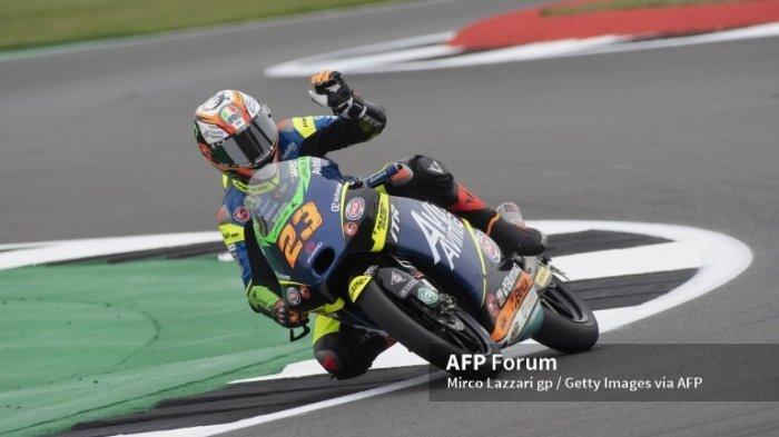HASIL Latihan Bebas 2 MotoGP Hari Ini Kelas Moto3, Deniz Oncu Fantastis! Romano Fenati Melorot