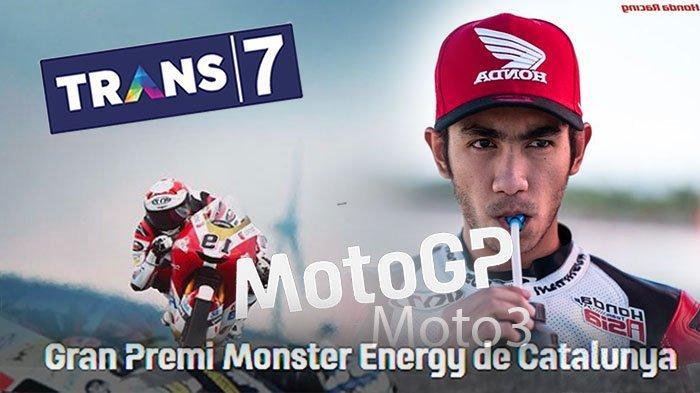 HASIL Latihan Bebas 3 MotoGp Hari Ini Kelas Moto3, Posisi Andi Gilang di FP3 MotoGp Catalunya 2021