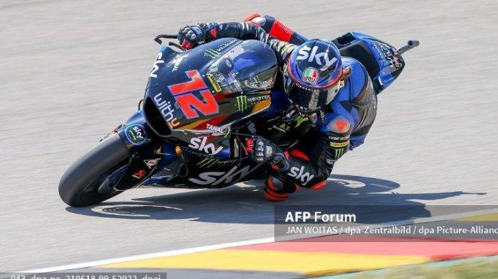 Hasil Latihan Bebas Moto2 Styria 2021 Hari Ini - Marco Bezzecchi Catatkan Waktu Tercepat