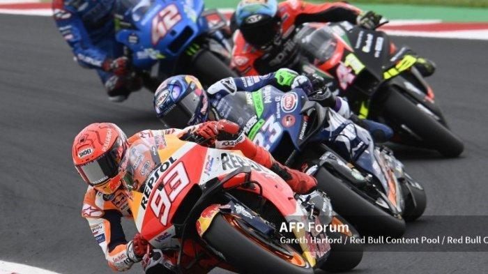 JADWAL JAM Tayang MotoGP Emilia Rogmana Italia 2021 & Penentuan Gelar Juara Dunia Fabio Quartararo?