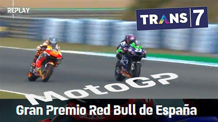 HASIL Latihan Bebas MotoGp Hari Ini Hasil FP1 MotoGp Jerez 2021, Marc Marquez 3 Besar MotoGp Spanyol