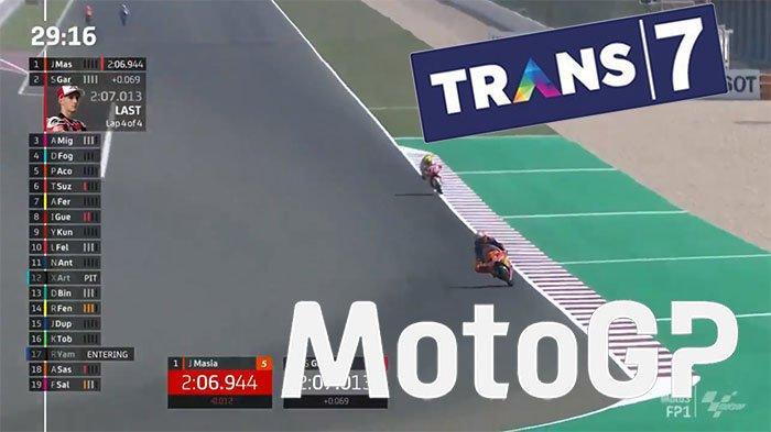POLE Position MotoGp Doha 2021 Kelas Moto3 Hasil Hasil Kualifikasi MotoGP Hari Ini Trans7 Live