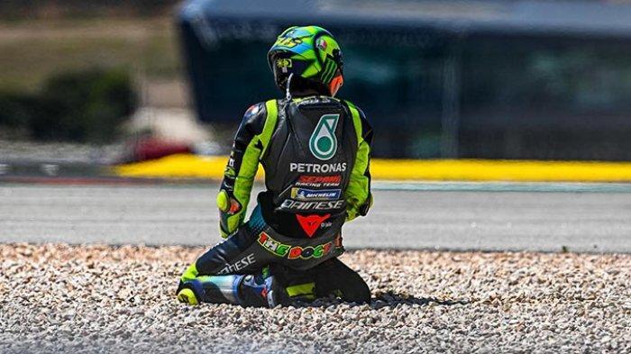 Penyebab Valentino Rossi Tampil Buruk di MotoGP 2021 Akhirnya Terungkap