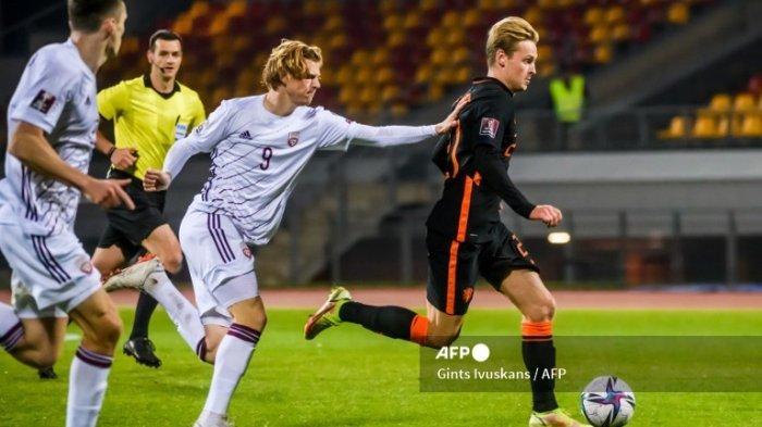 Hasil Lengkap Kualifikasi Piala Dunia 2022 Zona Eropa Tadi Malam, Belanda dan Jerman Menang Dramatis