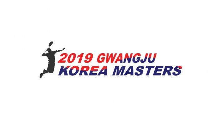 Hasil Lengkap Semifinal Korea Masters 2019 Badminton Sabtu 23 November 2019