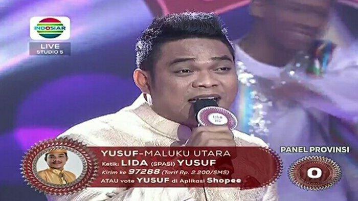 Hasil LIDA 2019 Top 12 Grup 3 Result Show! Tampil Sempurna, Yusuf dari Maluku Utara Malah Tersenggol