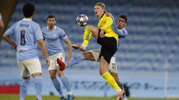 Hasil Liga Champion Dini Hari Tadi Liverpool Tersungkur Manchester City Menang Tipis 8 Besar Liga