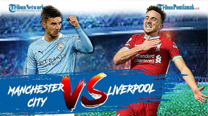 LIVE ACTION Man City Vs Liverpool Mola TV – Gol Mohamed Salah Dibalas Gabriel Jesus 4-6 Total Shots