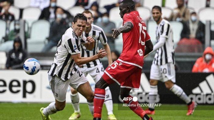 Jadwal Liga Champions Zenit vs Juventus, Federico Chiesa Persulit Langkah Tim Tuan Rumah?