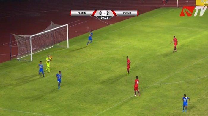 HASIL LIVE Persis Vs Persib Bandung, Laga Bersejarah di Stadion Manahan Solo! 2 Gol Kilat Persib