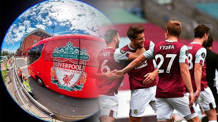 HASIL Live Streaming Liverpool Vs Burnley, Peluang Mohamed Salah Kejar Jamie Vardy Buru Sepatu Emas