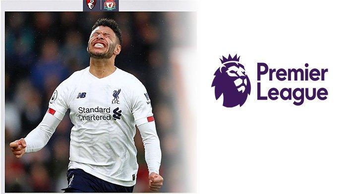HASIL Liverpool Vs Bournemouth Liga Inggris   Kombinasi Henderson Chamberlain
