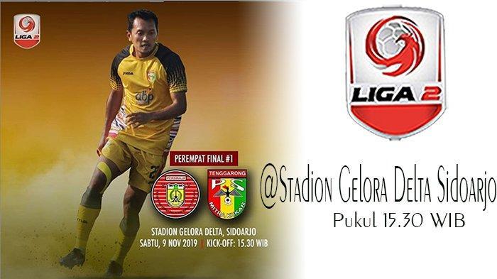 HASIL Mitra Kukar Vs Sriwijaya FC 8 Besar Liga 2, GolFirli Apriansyah Kejutkan Laskar Wong Kito
