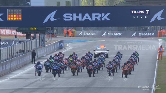 HASIL RACE Moto2 Hari Ini Raul Fernandez Jadi Pemenang MotoGp Hari Ini Le Mans Update Klasemen Moto2