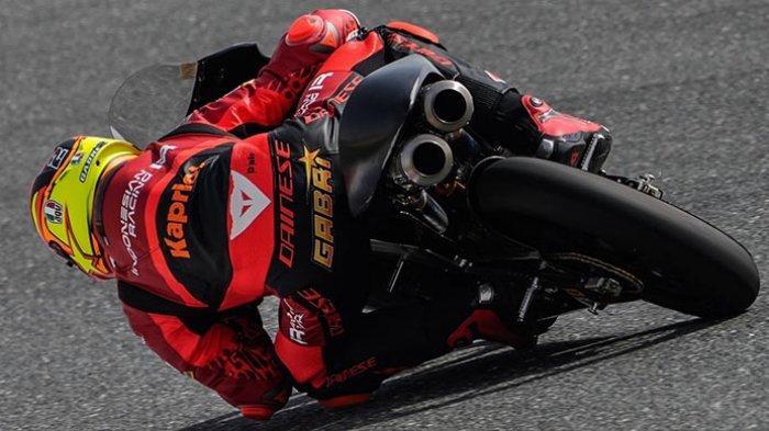 KUALIFIKASI MotoGP Portugal 2020 / 2021 di Kalender MotoGP 2021, Andi Gilang Top 4 Hasil FP1 Moto3