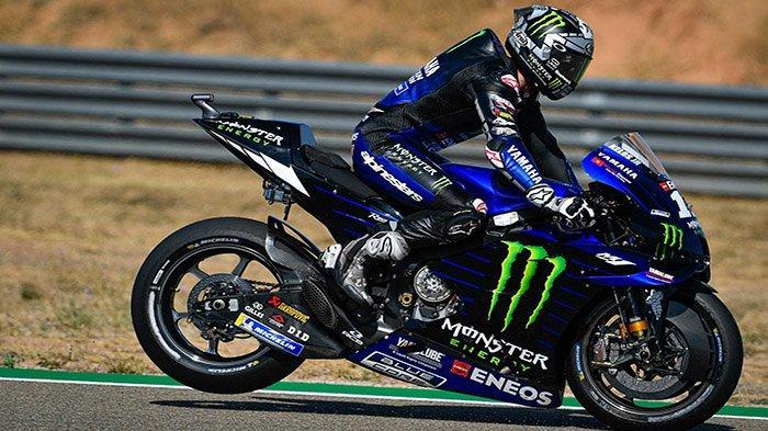 HASIL MotoGP Aragon 2020 - Vinales Mengejutkan, Cek Klasemen MotoGP 2020 & Jadwal MotoGP Live Trans7