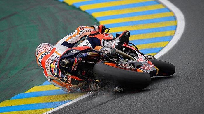 HASIL MotoGP Prancis 2021 Hari Ini Minggu 16 Mei Live Stream MotoGP Trans7 & Update Klasemen MotoGP