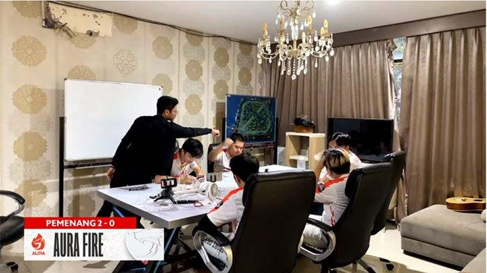 Hasil MPL ID Season 8 - Bungkam Geek Fam, Aura Fire Gusur Bigetron Alpha di Klasemen MPL