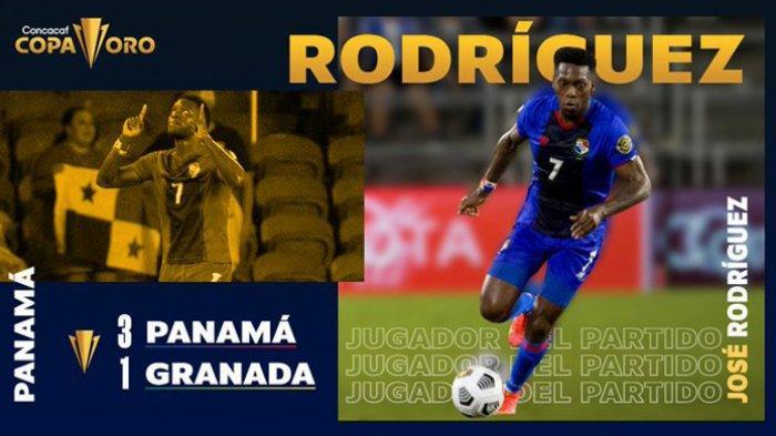 Hasil Panama vs Grenada Piala Emas CONCACAF 2021 Hari Ini Rabu 21 Juli 2021