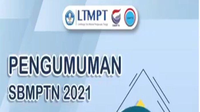 Hasil Pengumuman SBMPTN 2021 ! Login Akun LTMPT SBMPTN di Https //pengumuman-sbmptn.ltmpt.ac