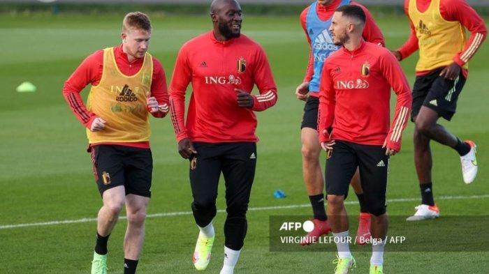 Hasil Perancis Vs Belgia Live UEFA Nations League - Siapa Lawan Spanyol di Final UNL?