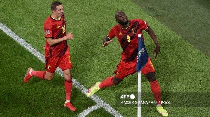 Hasil Perancis Vs Belgia UEFA Nations League Skor 0-2 - Menanti Duel Belgia Vs Spanyol di Final UNL