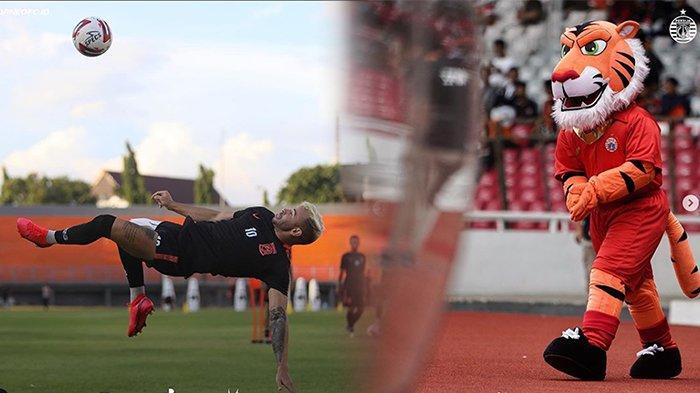 HASIL Persija Vs Borneo FC Liga 1 2020,Aksi Eks Juventus | Duet 'Maut' Osvaldo Haay & Marko Simic
