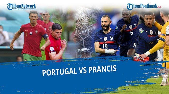 SEDANG LIVE STREAMING Portugal Vs Prancis & Skor Sementara Prancis Vs Portugal Jeman Vs Hungaria