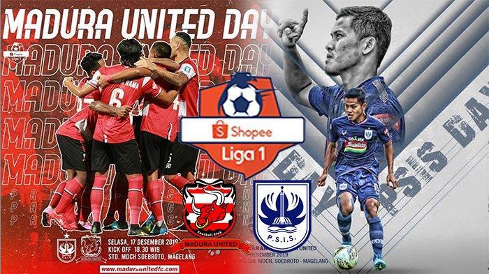 HASIL Pertandingan PSIS Semarang Vs Madura United Liga 1, Beto Goncalves Pembeda Bungkam Tuan Rumah