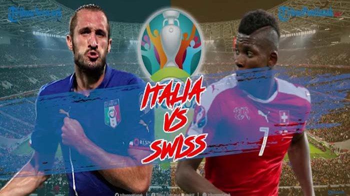 Cara Nonton Streaming EURO 2021 Laga Italia Kontra Swiss Nanti Malam Live di RCTI dan Mola TV