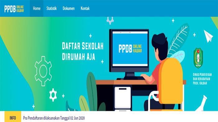 PPDB Online Jabar Login Pendaftar.ppdb.disdik.jabarprov.go.id & Sekolah.ppdb.disdik.jabarprov.go.id
