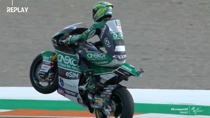 HASIL Kualifikasi Moto2 Hari Ini Update, Siapa Rebut Pole Position Moto2 Prancis 2021 ? TRANS7 Live