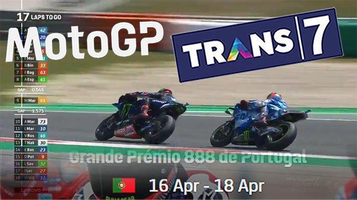 HASIL Race MotoGp Portugal 2021 | Valentino Rossi Crash, Marc Marquez Langsung Raup Poin MotoGp 2021
