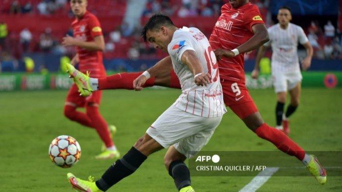 HASIL Sevilla Vs Salzburg Update, Drama Penalti Gagal hingga Kartu Merah | Live Skor Liga Champions