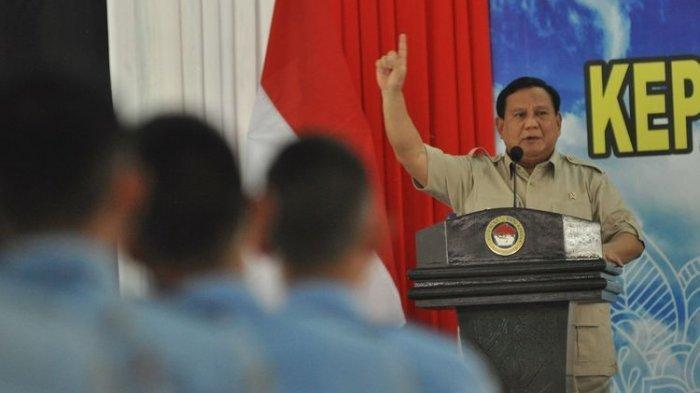 HASIL Survei Median: Elektabilitas Prabowo Tertinggi di Pilpres 2024, Anies Baswedan & Sandiaga Uno?