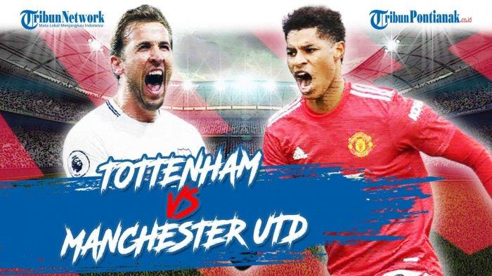 Hasil Liga Inggris Tadi Malam: Bungkam Tottenham, Man United Perpanjang Rekor Kemenangan Tandang